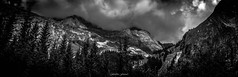Vanoise dans les Tnbres (Frdric Fossard) Tags: panorama nature montagne alpes lumire contraste savoie nuage paysage fort sapin clart pnv vanoise conifre luminosit flancdemontagne