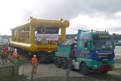 Allelys (A9 AWM) Tags: wick caithness towhead subsea7 heavyhaulage allelys isleburn