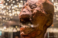 Ojeer chik (hace mucho tiempo) (Josemara Sancho) Tags: amrica granada andes museo mummy momia parquedelasciencias momias exposicin centroamrica sudamrica testigosdelpasado momiasandinas