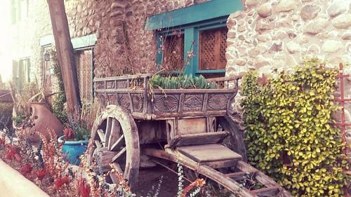 Santa Fe cart