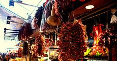 Mercat de Sant Josep de la Boqueria, Barcelona (bigz213) Tags: barcelona de la market sant chillis boqueria mercat josep