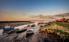 Bagillt Dock (frank charnley) Tags: sea seascape boats wirral the riverdee deeestuary xt1 thewirral bagilltdock