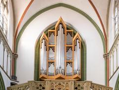 Mnster_Heilig_Kreuzkirche_Orgel_2016-0736_b (encyclopaedia) Tags: organ musik mnster orgel kreuzkirche heiligkreuzkirche hauptorgel