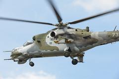 Mil Mi-24V Hind (Boushh_TFA) Tags: england tattoo nikon force czech air royal 300mm international nikkor f28 hind raf mil ffd fairford riat 2015 d600 mi24 7356 vrii mi24v egva czaf