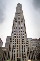 Rockefeller Center (fLobOOk) Tags: city nyc newyorkcity usa ny newyork brooklyn centralpark harlem manhattan queens etatsunis newyorknyusamanhattannyccityetatsunisetatsunis