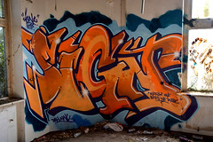 graffiti breukelen (wojofoto) Tags: holland sign graffiti nederland netherland breukelen wolfgangjosten wojofoto