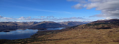 Loch Lomond panorama from Conic Hill (bob the lomond) Tags: scotland lochlomond conichill bobthlomond