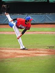 IMG_3735_副本 (vivian_10202) Tags: baseball taoyuan cpbl lamigo 王溢正