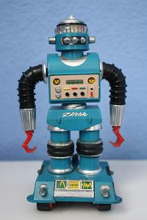 Zeroids- Zerak The Blue Destroyer ( Ideal 1967)