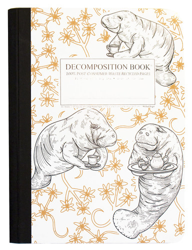 Green Winner — Michael Roger Inc., Manatea Decomposition Book