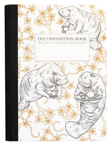 Green Winner — Michael Roger Inc., Manatea Decomposition Book