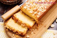 Bizcocho de Naranja y Almendras (Corazn de Caramelo) Tags: food cakes postres pie recipe blog cookie comida pudding desserts sweets recetas reposteria tartas leicasummiluxm50mmf14asph corazndecaramelo