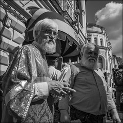 DR150802_0462D (dmitry_ryzhkov) Tags: life street old city ladies portrait people urban blackandwhite bw woman white holiday man black men art church public monochrome face closeup lady geotagged soldier army photography photo blackwhite eyes women europe moments cross shot image photos russia moscow live candid military sony young citylife streetphotography streetportrait streetlife scene stranger christian streetphoto priest moment alpha unposed russian blacknwhite orthodox citizen christians dmitry bnw streetphotos candidportrait candidphoto candidphotography parishioners parishioner candidphotos ryzhkov