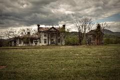 Riding around (builder24car) Tags: house abandoned virginia urbanexploration ruraldecay oncewashome leftbehindandforgotten