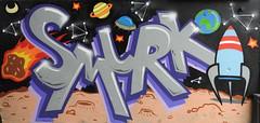 Smurk 1 (1978-1987) Tags: graffiti urbanart camdentown smurk londonstreetart camdenstreetart