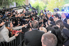 Meeting the press, Geneva (US Department of State) Tags: press journalism reporters journalist freepress reporting may3 worldpressfreedomday