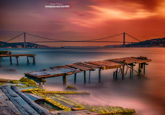 Bosphorus (hsb1905) Tags: turkey istanbul bosphorus bosphorusbridge