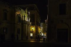 Lecce (Antonio Vaccarini) Tags: italy night italia explore baroque oldtown puglia notte barocco lecce apulia cittvecchia canonef24105mmf4lisusm canoneos7d antoniovaccarini