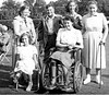 Polio patients outing (jackcast2015) Tags: disabled polio calipers legbraces disabledwomen disabledwoman handicappedwomen