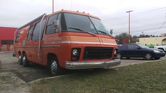 1973 GMC Canyon Lands RV (dave_7) Tags: classic canyonlands rv motorhome 1973 gmc