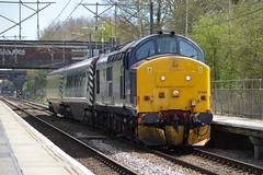 DRS Class 37 (D.Morris Photography) Tags: trains class virgin greater 37 anglia mk3 drs abellio 37422 prentendolino