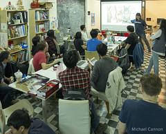 Describing DrupalCon Asia using Anime–Drupal Taiwan Meetup–Taipei Hackers