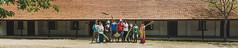 Mandali Hall Cleaning team.