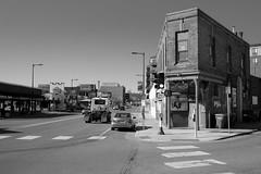 _DSC9731 Minneapolis, Minnesota USA (POV Heartland) Tags: city morning urban bw minnesota zeiss bright sony minneapolis twincities avenue saloon steet centralavenue carlzeiss a7ii loxia sonyalpha a7m2 loxia235 loxiaf235mm loxiaf235