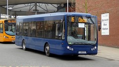 Simonds - YJ58CEY (Zak (Norwich Bus Page)) Tags: 7 lynx 2016 simonds yj58cey optarex1060tempo routesim85