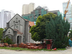 Burmah Road Gospel Hall()2008 (gang_m) Tags: malaysia penang   pulaupinang  malaysia2008