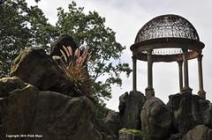 Temple Of Love (Trish Mayo) Tags: garden temple rocks templeoflove noncoloursincolour thebestofday gnneniyisi untermyergardens