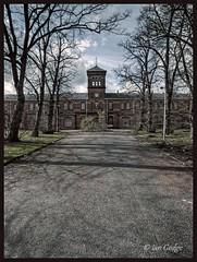 St Andrews Asylum (Ian Gedge) Tags: uk england english abandoned hospital britain decay urbandecay norfolk thorpe norwich british standrews lunatic asylum derelict mental