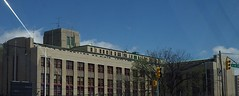 """The So """"Grand Concourse"""" - IMGP3901 (catchesthelight) Tags: nyc 1920s building architecture 1930s bronx 1940s deco architecturaldetails grandconcourse cardinalhayeshighschool artdecoandmoderne"""