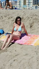 Santa Monica Beach detour on volleyball trip. #beach #bikini #fun #girls #beautifulgirls #prettygirls #outdoors #california #milf #selfie #smile #girlsvolleyball #sexy #candid #love #mylife (HIRH_MOM) Tags: california girls people sexy love beach smile sunglasses fun outdoors outdoor candid sunny bluesky bikini suntan santamonicabeach milf mylife tanning sunbathing beautifulgirls prettygirls selfie hotmomma girlsvolleyball bikinibeach gettingatan