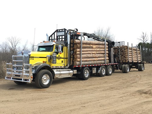 Connor Log Truck