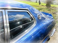 Datsun 260 Z (John(cardwellpix)) Tags: uk window corner panel sunday rear surrey upper april quarter z guildford ~ newlands 17th datsun 260 albury 2016 merrow