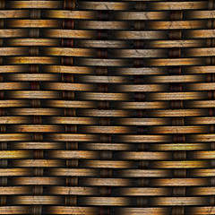 Weave (Filter Forge) Tags: wood texture grass metal grid basket straw bamboo fabric wicker weave lattice filterforge