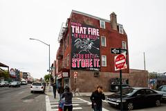 Espolon (Always Hand Paint) Tags: nyc brooklyn advertising mural outdoor spirits ooh handpaint colossal bushwick espolon colossalmedia muraladvertising spiritswine skyhighmurals b136 alwayshandpaint kristalindahl espoloncomplete