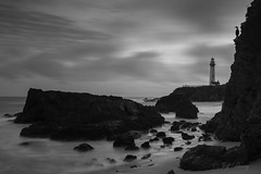 Cormorant Cove (Jeff Parry Photography) Tags: ocean california blackandwhite lighthouse seascape blur water clouds landscape coast rocks waves unitedstates pacific shoreline rocky landmark filter lee nd seashore pigeonpoint rockypoint sanmateocounty 2016 coastside rockyshore rockycoast 2485mm oceanscape rockyisland leefilter nikond600 bigstopper camera:make=nikoncorporation nikkor2485mmf35g exif:make=nikoncorporation exif:focallength=24mm exif:lens=240850mmf3545 exif:aperture=63 exif:model=nikond600 camera:model=nikond600 exif:isospeed=400 geo:location=pigeonpoint jeffparry