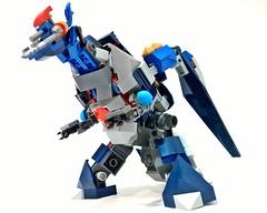 70327 - kings mechdragon03 (chubbybots) Tags: king lego mech moc nexoknights