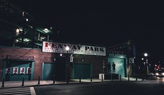 Fenway Park (Dacney) Tags: life park new travel red england boston night baseball sox explore journey destination fenway parl