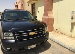 Chevrolet - Tahoe - 2014  (saudi-top-cars) Tags: