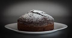Cake (laz.albert) Tags: food brown cake sweet sugar torte