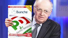 Paginebianche (@LuPe) Tags: roma telecom ladri politici la7 anm paginebianche ottoemezzo piercamillodavigo matteorenzi