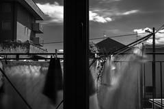 IR.....bucato (albi_tai) Tags: bw white black home ir mirror casa blackwhite nikon bn finestra infrared d750 movimento bianco nero bianconero biancoenero vento bucato mosso pannistesi infrarosso lungaesposizione lte tempilunghi albitai neltunneldelbn nikond750 albimont