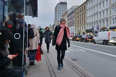 At the bus stop (osto) Tags: denmark europa europe sony zealand scandinavia danmark slt a77 sjlland osto alpha77 osto january2016