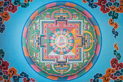 Nepal_2015-2727 (Matias Silmunen) Tags: nepal green asia tara buddhism monastery tibetan himalaya karmapa amitabha shamarpa