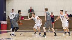 DAVE6125 (David J. Thomas) Tags: men sports basketball athletics arkansas owls scots batesville williamwoodsuniversity lyoncollege