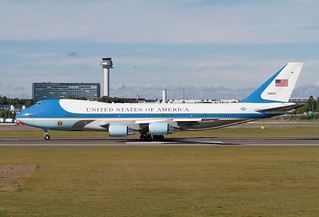 Air Force One September 2013