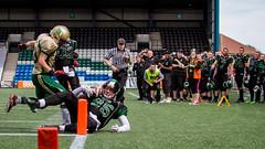 Halton Spartans (Tim Furfie) Tags: sport action stadium americanfootball terriers runcorn widnes halton walney haltonspartans